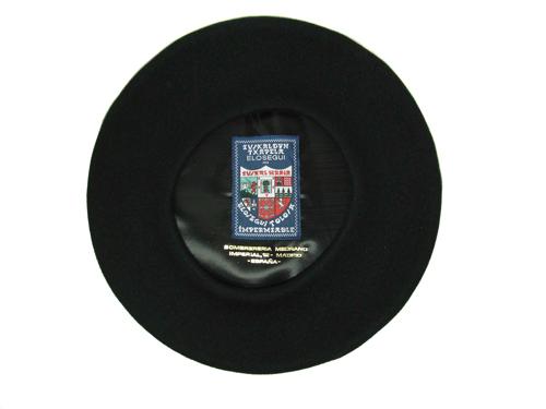 0f4983131f4b3 Boina Txapeldun 15″ Negra – Sombrerería Medrano