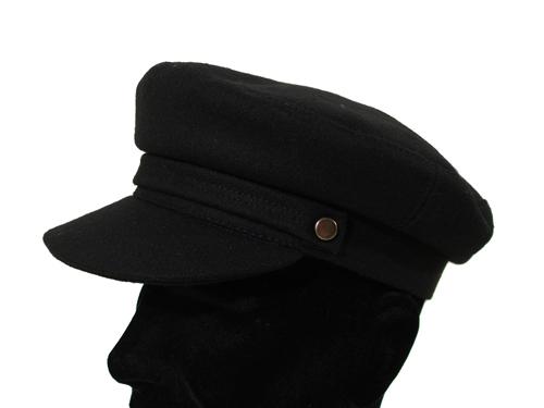 Gorra Marinera Paño Negra – Sombrerería Medrano 376051ebaf1