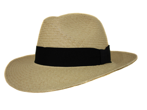 Sombrero Panamá Natural – Sombrerería Medrano 30cd1154f6f