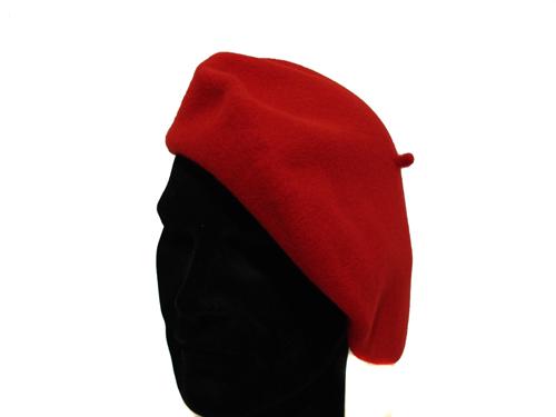 61f75c3be8846 Boina Roja 13″ Carlista – Sombrerería Medrano